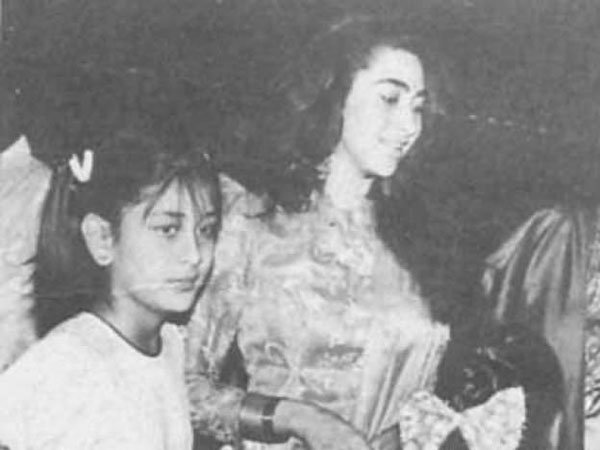 In Picture: Kareena & Karisma