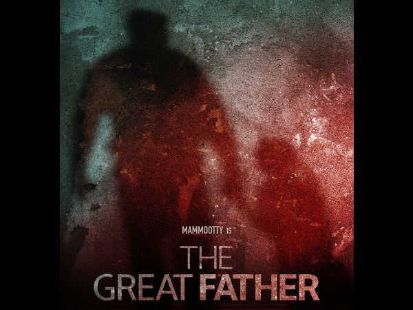 First Look Poster Of The Great Father