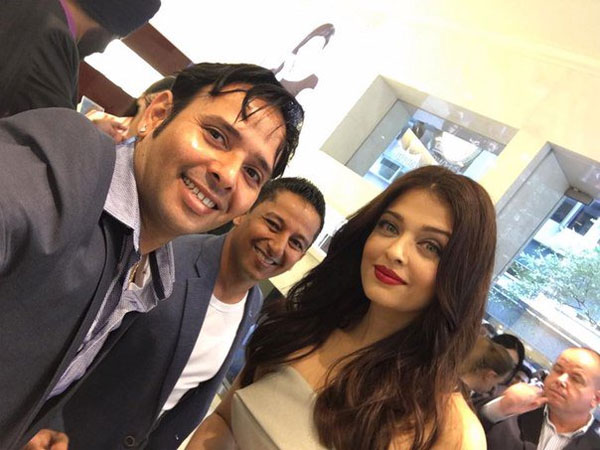 Aishwarya At An Event