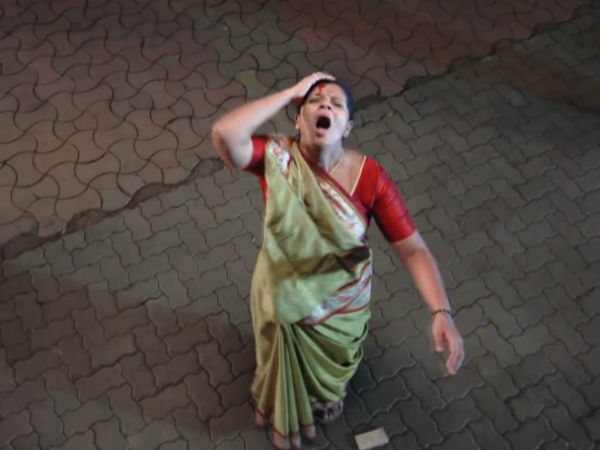 Kokila Meets With An Accident