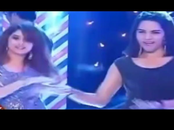 Tanu & Alia Dance For 'Beat Pe Booty'