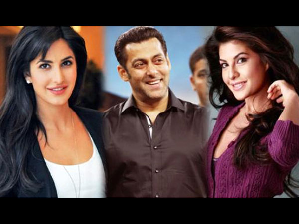 Jacqueline's Alleged Affair With Salman?