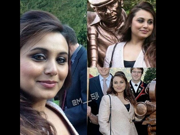 Beautiful Mommy, Rani Mukerji
