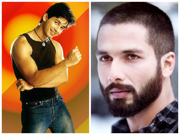 Shahid's Journey In Bollywood