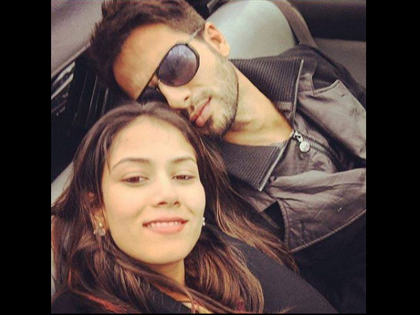 Shahid Talks About Mira