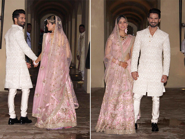 Shahid Kapoor On Marrying Mira