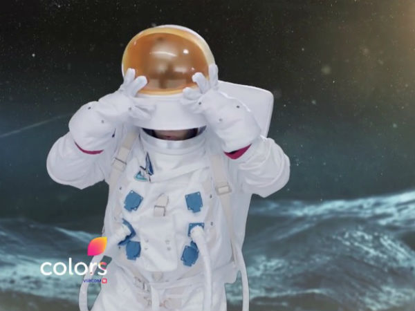 Salman's Space Suit