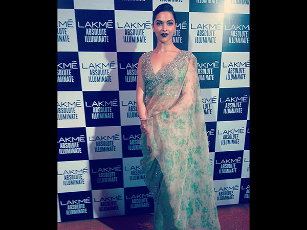 Deepika As The Special Guest