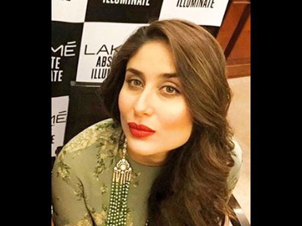 Kareena, On The Work Front