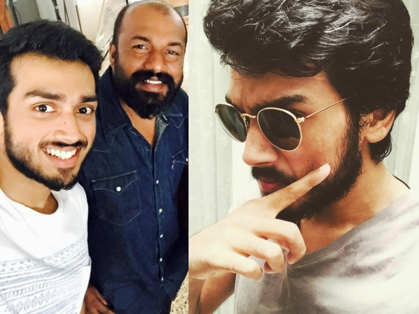 Kalidas Jayaram To Make His Mollywood Debut