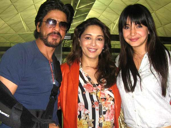 Anushka And SRK