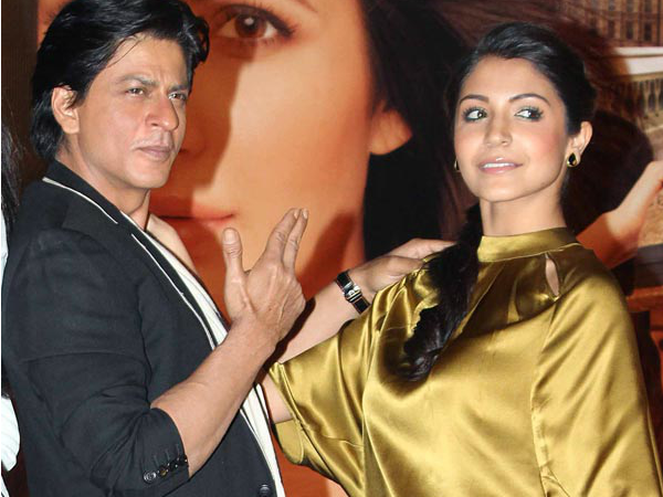 Anushka On Working With SRK Again