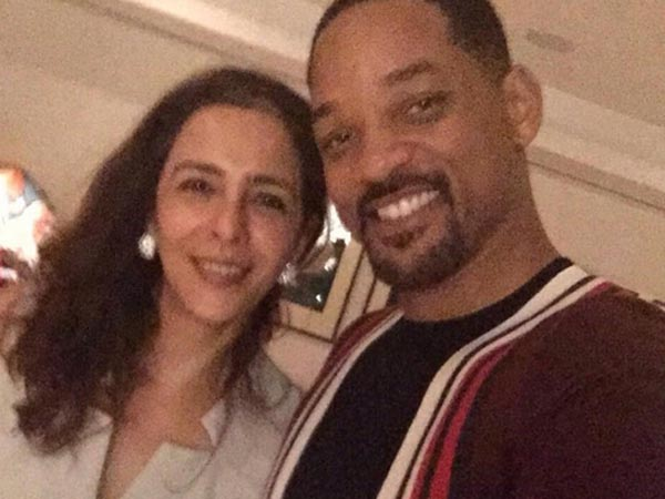Will Smith With The Popular Wedding Planner