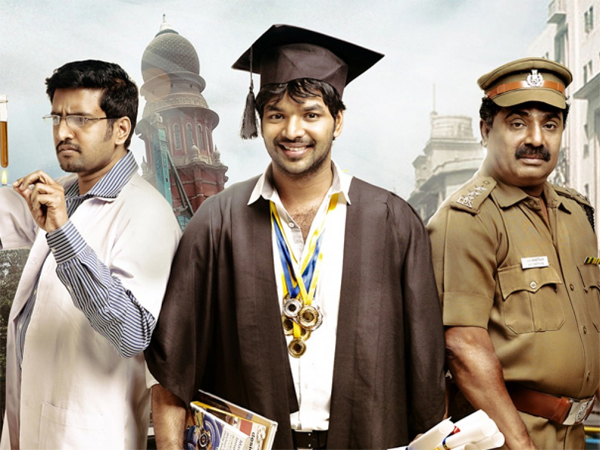 Tamilselvanum Thaniyar Anjalum Review