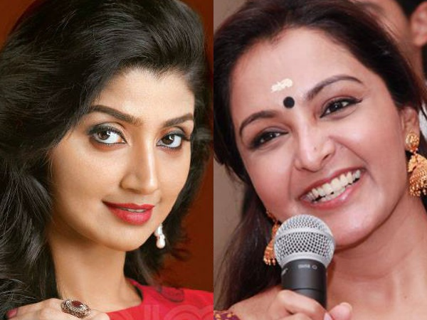 I'm Glad That Manju Warrier Returned, Says Divya Unni