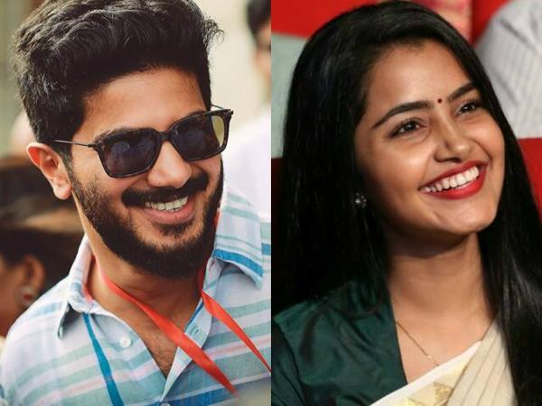 Dulquer Salmaan To Romance Anupama Parameshwaran