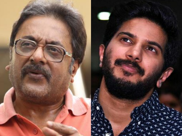 WHAT! Dulquer Salmaan-Prathap Pothen Project Shelved?