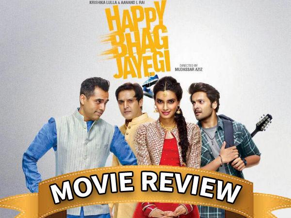 Happy Bhag Jayegi Movie Review: Diana Penty, Abhay Deol ...