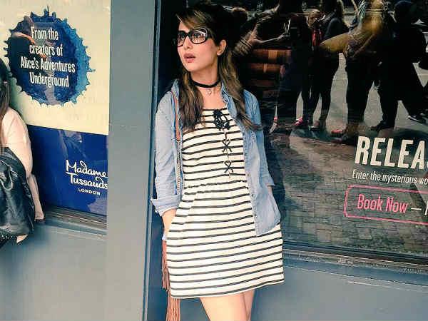 Yeh Rishta Kya Kehlata Hai Actress Hina Khan Holidays With Family