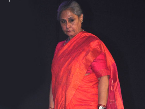 Jaya Bachchan Lashes Out Against Media Photographers