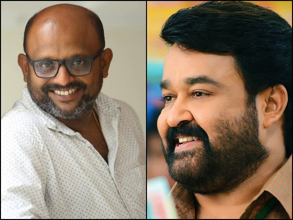 Jibu Jacob Is All Praises For Mohanlal!