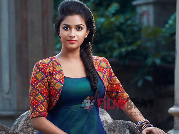 Keerthy Suresh Open Up About Love Marriage!