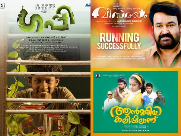 An 'August' Start For Malayalam Films!