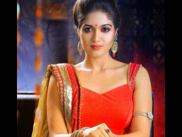 Meghana Raj To Play A Journalist Once Again!