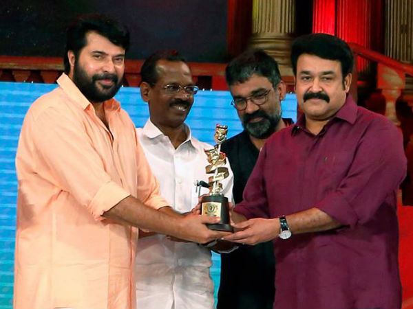 #HatersMoveAway, Mohanlal Thanks 'Brother' Mammootty!