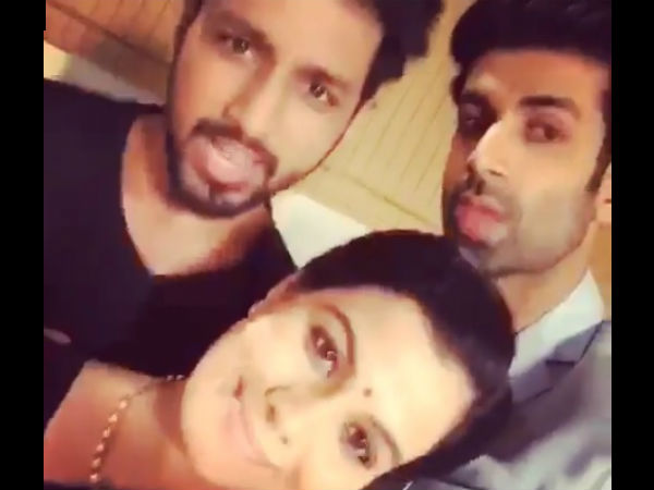 Must Watch! Ek Duje Ke Vaaste Actors Namik Paul & Ronit Kapil's Dubsmash Debut; It's Really Funny!