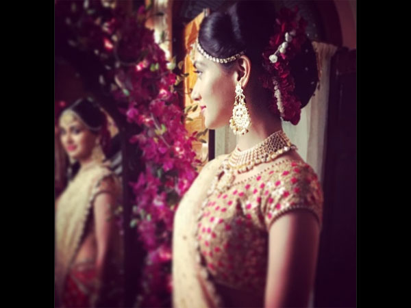 Ek Duje Ke Vaaste: Nikita Dutta Aka Suman Is All Set To Get Married! (PICS)