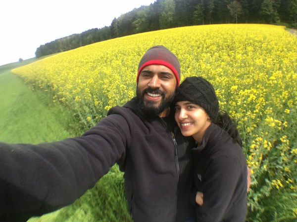 Nivin Pauly-Rinna Joy's Wedding Anniversary Selfie Takes Social Media By Storm