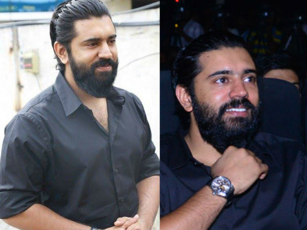 In Pics! Nivin Pauly Grabs The Eyeballs With His All New Look!
