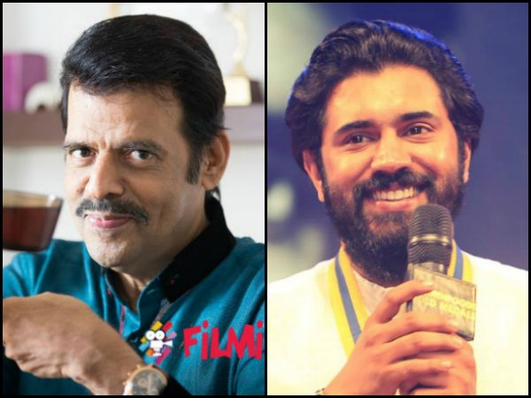 When Balachandra Menon Met Nivin Pauly On A Special Day!