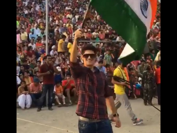 Here's How Yeh Rishta Kya Kehlata Hai's Rohan Mehra & Kanchi Singh Celebrated Independence Day (PICS)