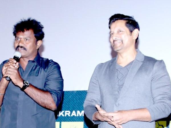 Will Start 'Saamy 2' Only After Vikram's 'Garuda': Director Hari