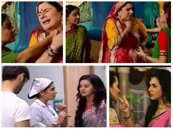 Swaragini: Dadi's Plan Backfires; Swara Gets To Know About Sharmista's Baby! (PICS)