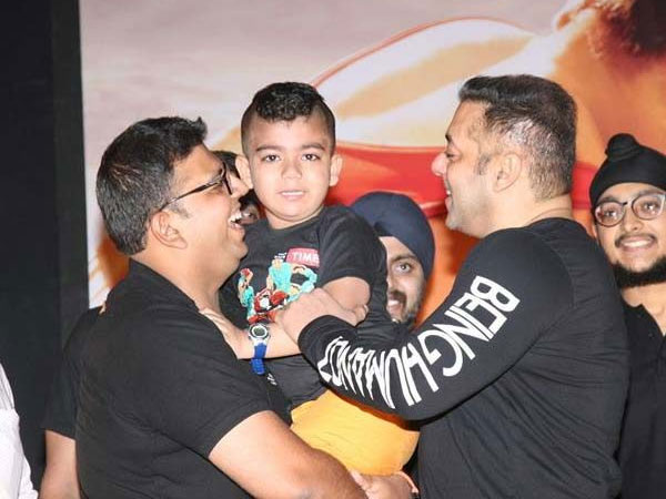 Salman Khan Sultan Success Bash
