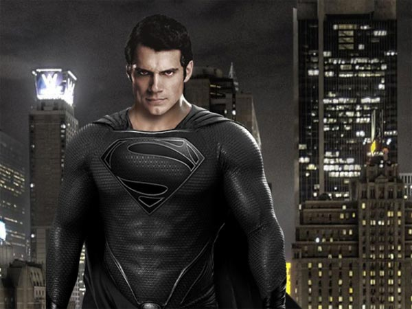 No More Red-Blue, Superman To Return In A Black Suit - Filmibeat