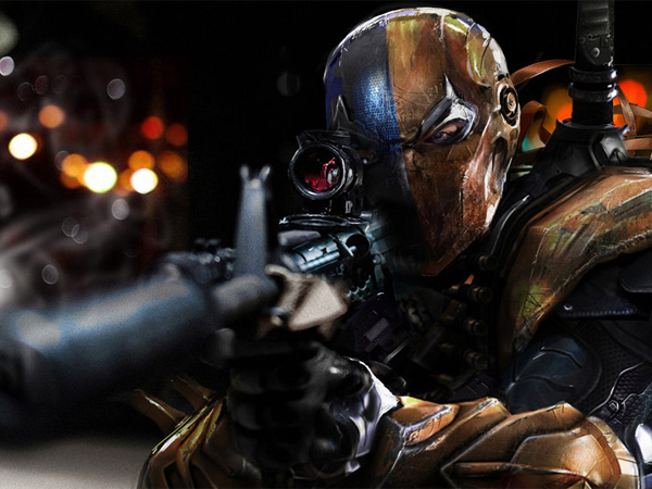 Batman v. Deathstroke? Speculation high after Affleck tweet