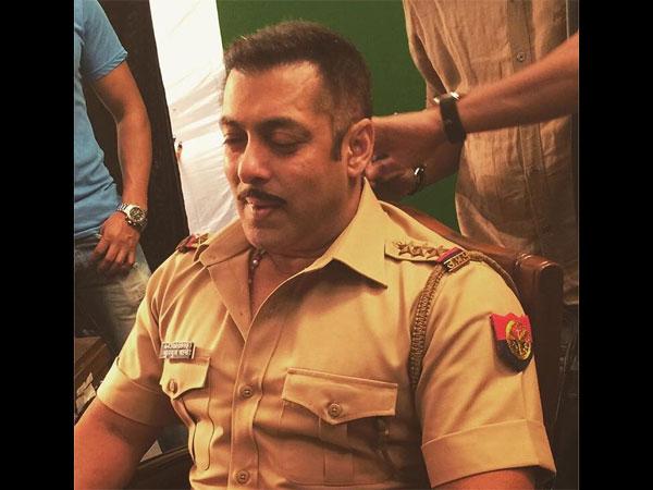Salman Khan Is Secretly Shooting For Dabangg 3?