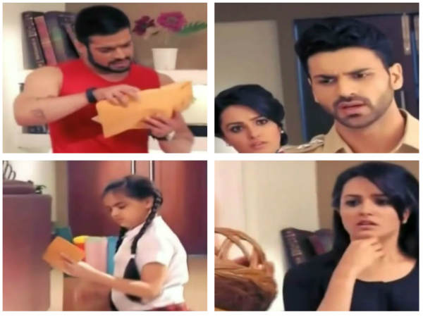 Yeh Hai Mohabbatein: Raman Angry As A Letter Goes Missing; Shagun Panics! (PICS)