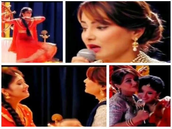 Yeh Rishta Kya Kehlata Hai: Akshara & Naira Patch Up; Bond Over Music & Dance! (PICS)