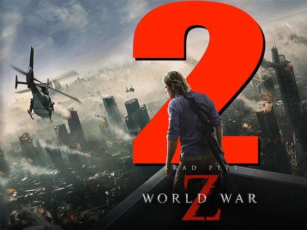 Brad Pitt Wants David Fincher to Direct the 'World War Z' Sequel