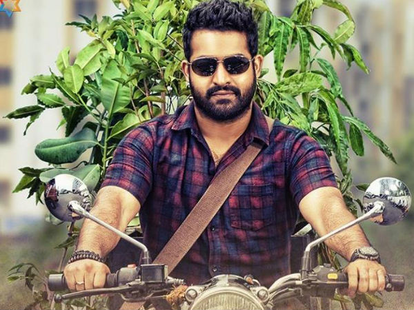 Jr NTR As Anand