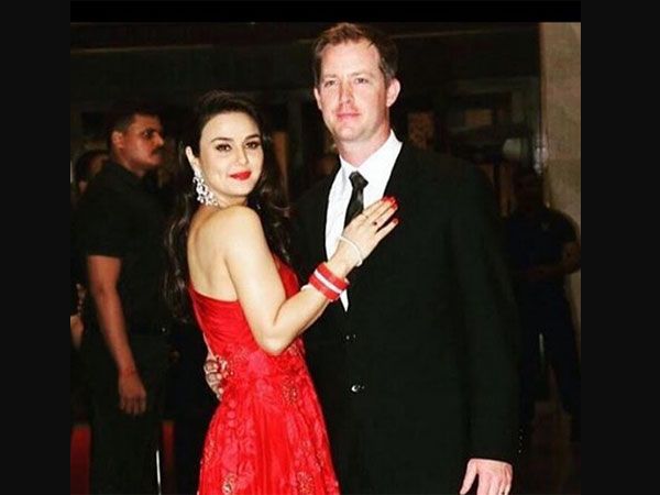 Preity On Keeping Her Marriage A Low Key Affair