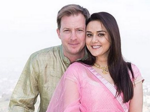 In Picture: Preity & Goodenough