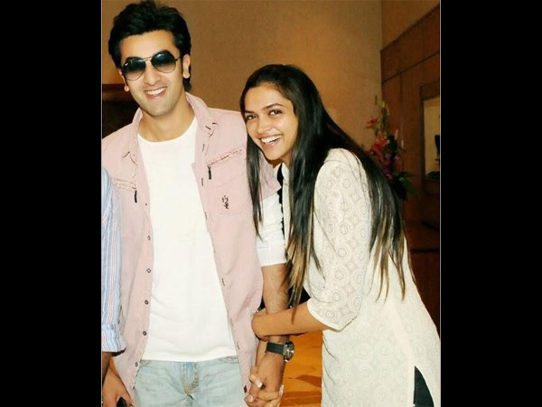 Deepika Talks About Ranbir