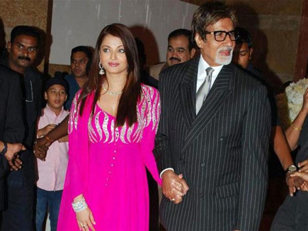 Amitabh Bachchan And Jaya Bachchan Kiss