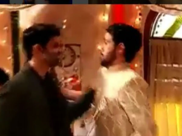 Shravan & Aditya Fight
